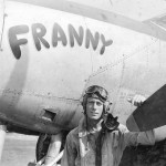 P-38L Lightning 347th FG 67 FS Franny pilot Lt Gray Philippines 1945
