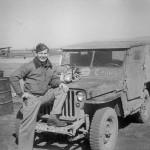 P-38L Lightning Capt Watson 1st FG and Jeep