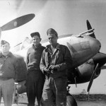 P-38L Lightning Capt Watson and crew 1st FG