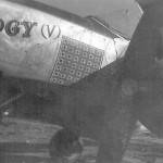 P-38L Lightning PUDGY V with 38 kill markings