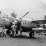 P-38L Nose Art Putt Putt Maru 100