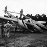 "P-38 Lightning ""Elsie"" Dobodura New Guinea 5 April 1943"