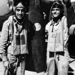 P-38 Lightning Capt Robert Achenbrener and Capt. William Drier 49th FG 1944 Pacific