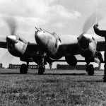 P-38 Lightning Dossie England