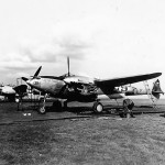 """P-38 Lightning """"FILLY FROM PHILLY IV"""" code LC-R 20th Fighter Group, 77th FS"""