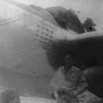 P-38 Lightning Jandina IV flown by Ace Major Jay T. Robbins