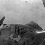 P-38 Lightning PEGGYS PEGASUS