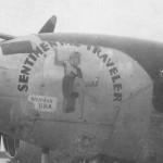 P-38 Lightning Sentimental Traveler