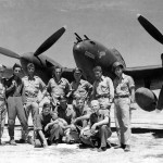 "P-38 Lightning ""Spud"" of the 96th FS 82nd Fighter Group, 18 June 1943"
