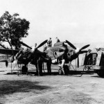 Refueling a photo reconnaissance F-5 Burma