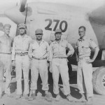 photo reconnaissance version of Lockheed P-38, #270 and USAAF ground crew