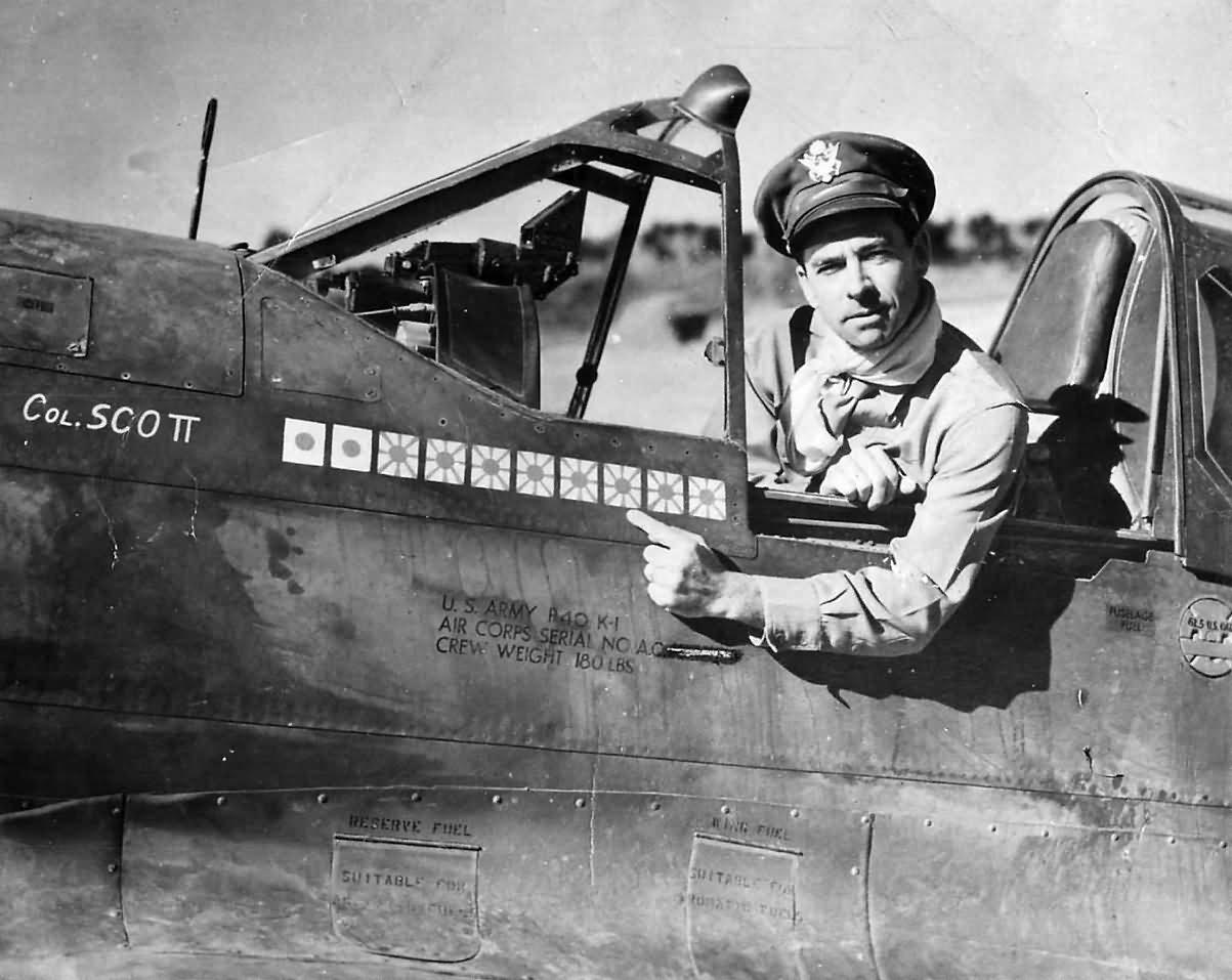 Ace_Col_Robert_Scott_23rd_Fighter_Group_