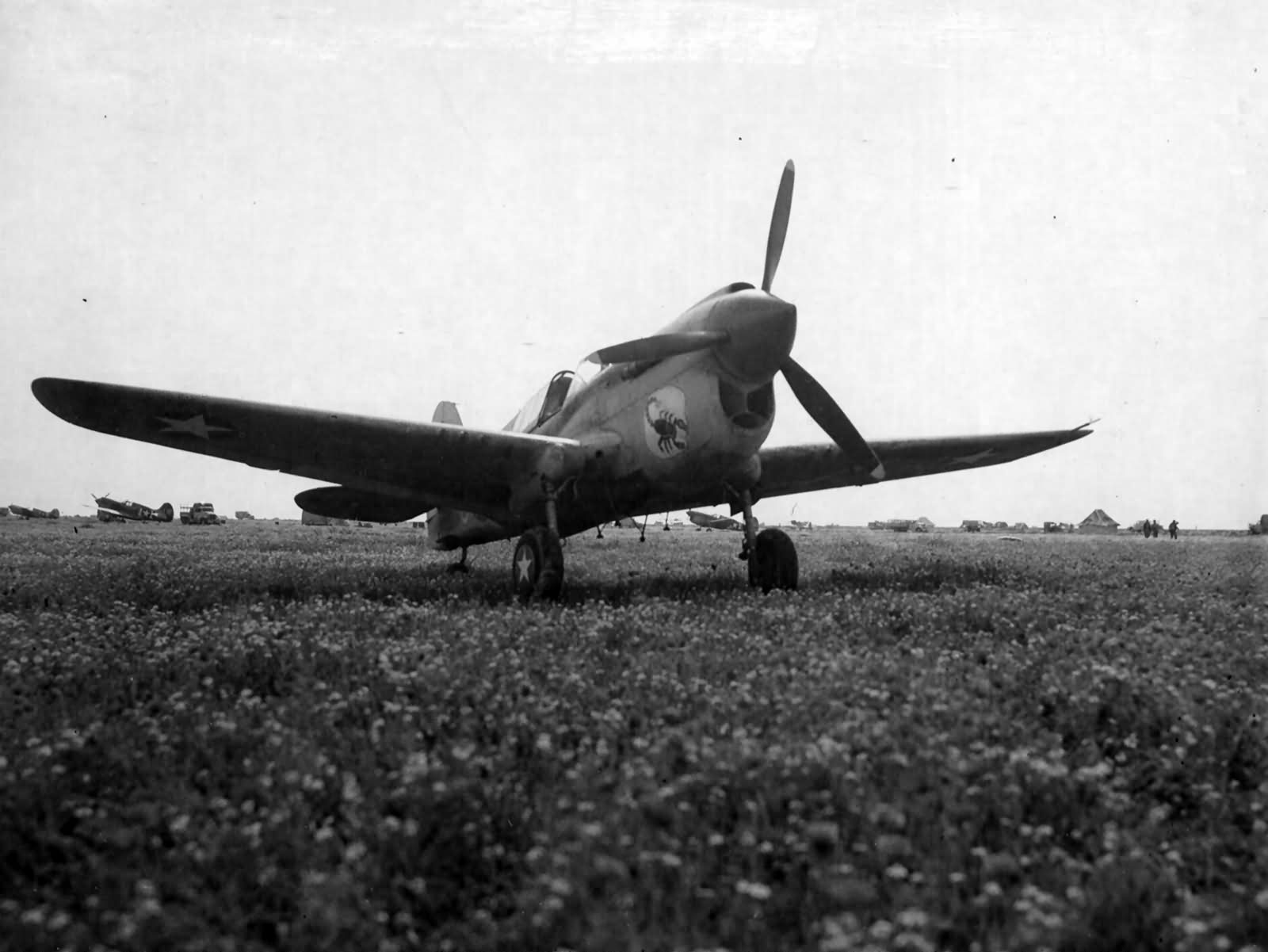 Curtiss_P-40K_Of_The_64th_FS_57Th_Fighte