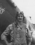 Curtiss P-40M Warhawk Capt Frank Gaunt 18th FG Ace