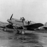 Curtiss P-40 Iceland 1941