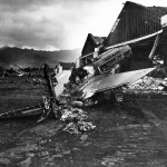 December 7 1941 Wrecked P-40