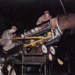 Ground Crew Working On A Curtiss P-40