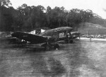 P-40F Warhawk 41-19835 BETTY ANNE Pacific