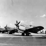 P-40K 42-46063 Gura air depot Egypt 11 December 1942