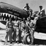"P-40K ""King Boogie"" 75th Fighter Squadron 23rd FG China 1943"