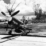 P-40M 129 44th Fighter Squadron 18th Fighter Group pilot Capt John Voss