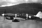 P-40M Warhawk 126 Capt Frank Gaunt 18th FG Ace