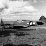 """P-40N Warhawk """"Sue"""" 42-104589 of the 51st FG CBI"""