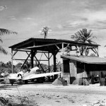 P-40N-5 Warhawk 42-105182, Ellice Island PTO Repair shop