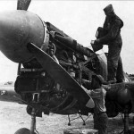 P-40 of the 87th Fighter Squadron At Tunisia 1943