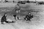 P-40 AVG Flying Tiger Pilots Farrell Boyington Croft