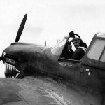 P-40 Maj Harry Pike, 16th Fighter Squadron 23rd Fighter Group