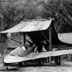 P-40 #89 Parked Under Engine Hoist At Lilibari Field Lilibari India, 16 March 1943