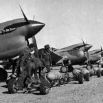 P-40 RAF Libya 1943
