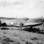P-40 Warhawk Operation Torch North Africa 1942