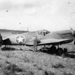 P-40 Warhawk Operation Torch North Africa 1942