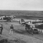 P-40 Warhawks 11th Fighter Squadron 343rd Fighter Group 11th AF Aleutian Tigers 1942 96 + 49