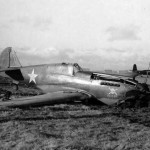Wreckage Of The Curtiss P-40 named Poison Iceland
