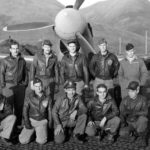 18th Fighter Squadron Pilots Attu 1943