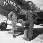 "P-40 Warhawk ""Kansas City Kidd"" 110th TRS, 71st TRG"