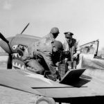 Ace Robert L .Scott's last P-40 mission 4 January 1943