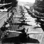 P-40 USS Chenango October 1942