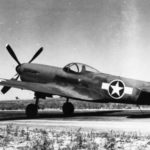 XP-40Q original wings