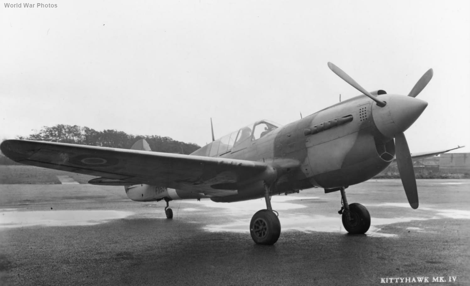 Kittyhawk IV FX594