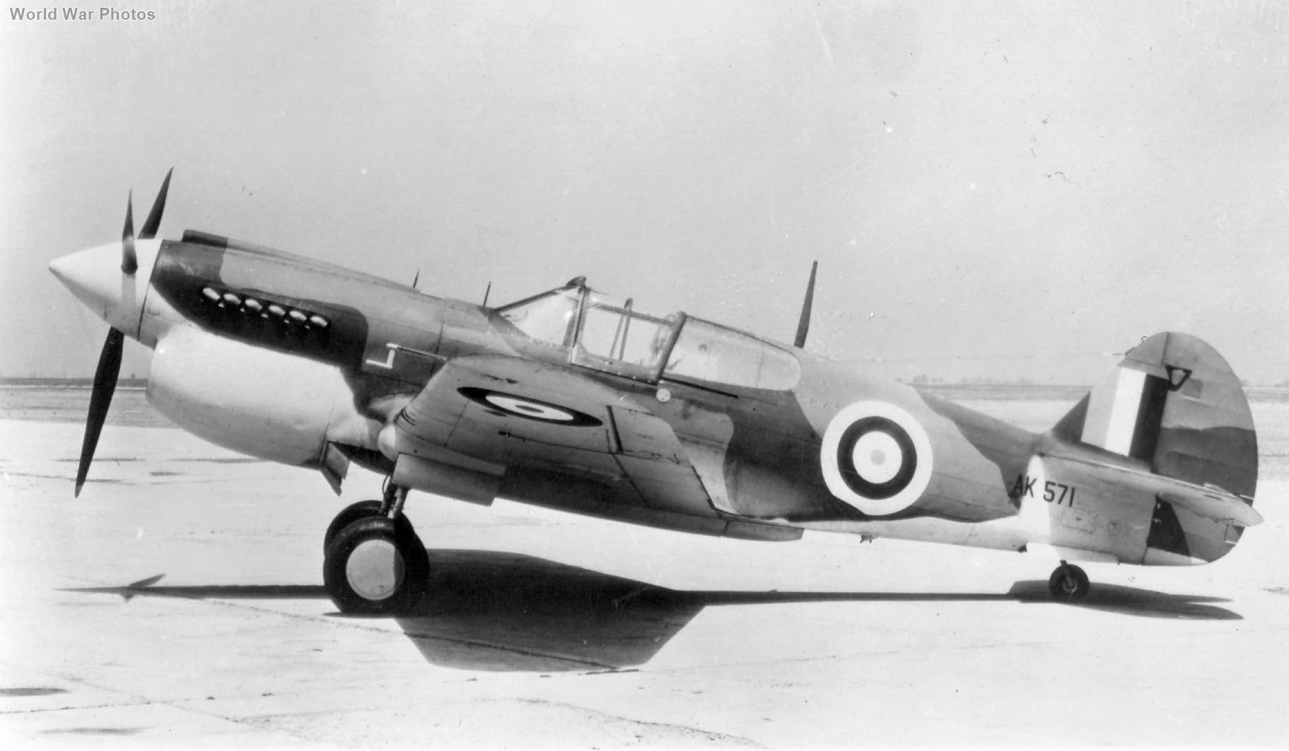 Kittyhawk Mk I AK571
