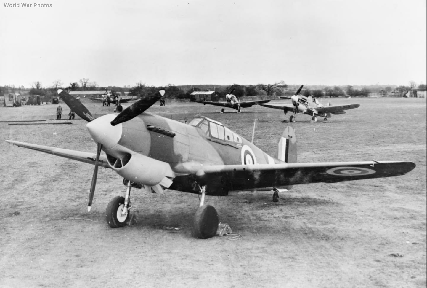 Tomahawk of No. 403 Squadron RCAF