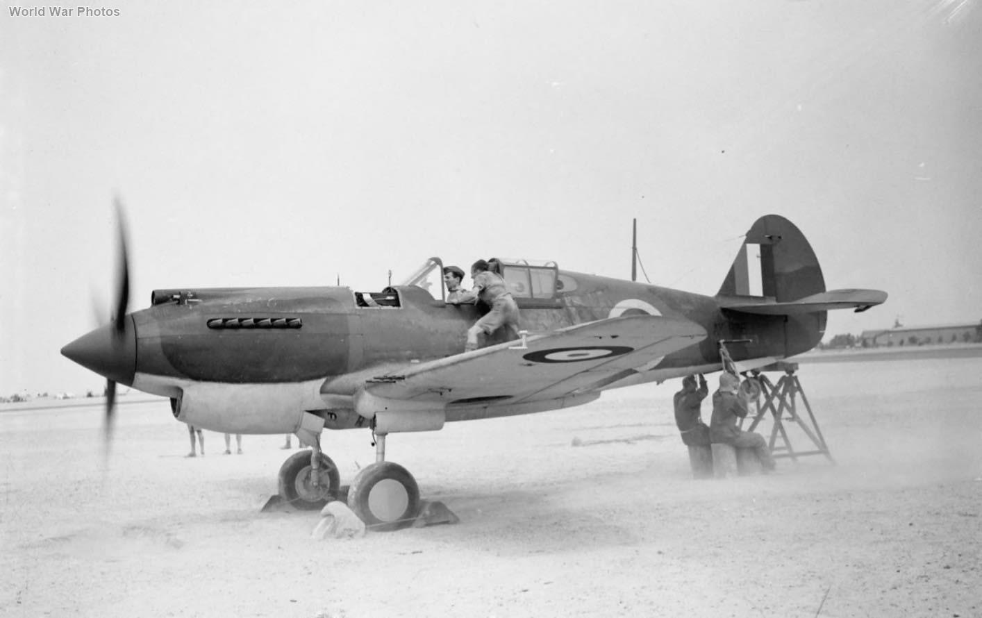 Tomahawk Mk IIB AK326 of 107MU