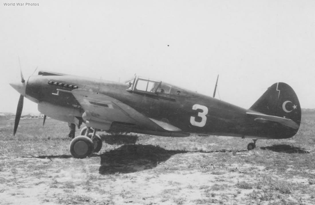 Turkish Tomahawk Mk II B