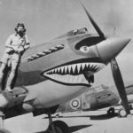 112 Squadron Flt Lt Neville Bowks Bowker