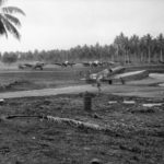 Kittyhawk IA 75 Squadron RAAF at Milne Bay September 1942 3