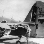 Kittyhawk IV combat damage Italy